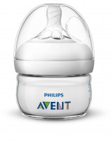 AVENT-BIBERON-NATURAL-0M+60ml